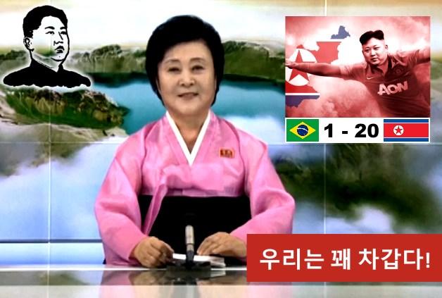 north korea wins fifa football