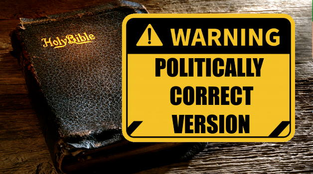 liberal politically correct bible